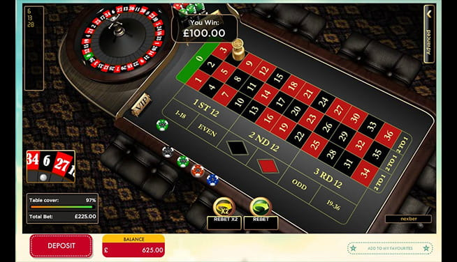 roulette 777 game