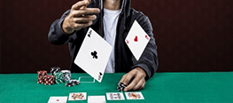 Picture of No Limit Hold Em Poker Player