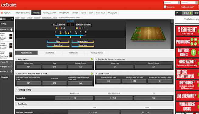 Ladbrokes - Sports Betting Operator Review in Full!