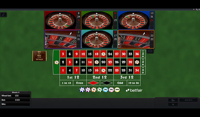 free roulette real money