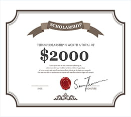 Emily Woodward Scholarship - $2000 for Your Education